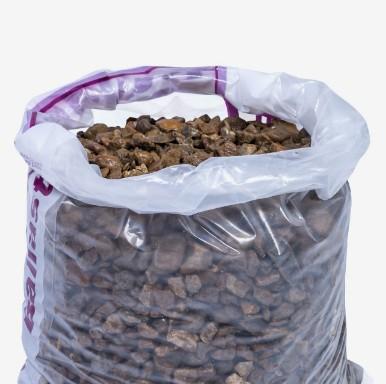 Animal Feed in plastic packaging