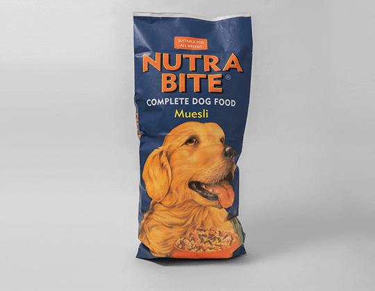 animal feed packaging