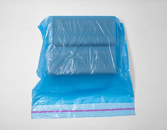Specialist polythene bag
